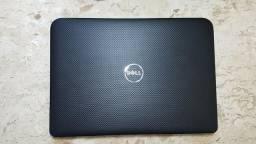 Notebook Dell Inspiron 3421, com pouco uso