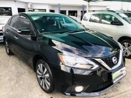 Novo Nissan Sentra SV Top de linha , cvt ,2019 , Veículo extra !!!!