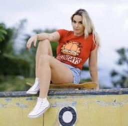 T-shirt - blusa feminina