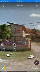 Alugo loja com terreno de 1000 metros em Arembepe