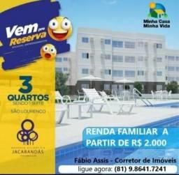 Ga residencial reserva jacarandás 146.600,00