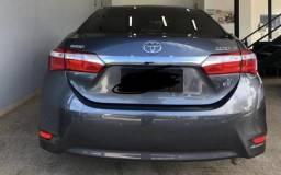 Corolla XEI 2.0 automático 2015 - 2015