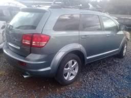 Sucata Dodge Journey SXT Gasolina 2009 retirada somente em peças