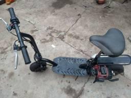 Patinete motorizado 65cc sbo