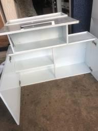 Kit armário de aço 3 peças combino entrega