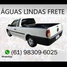FretePequeno Águas Lindas