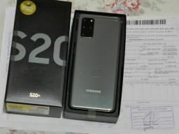 SAMSUNG GALAXY S20+128GB 8RAM NOVO LACRADO COM SEGURO NA GARANTIA