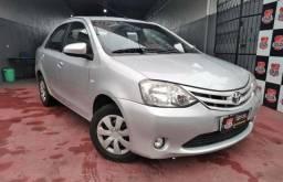 Toyota Etios Xs 1.5 Manual 2015