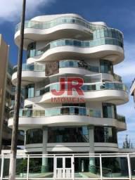 Excelente apartamento de alto padrão 4 suítes, decorado e mobiliado. Passagem-Cabo Frio-RJ