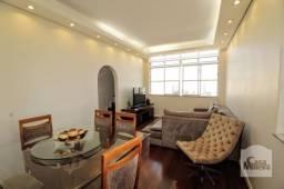 Apartamento à venda com 3 dormitórios em Barro preto, Belo horizonte cod:264944