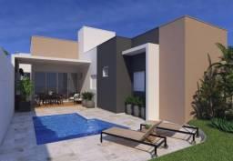 Casa nova com 3 dorm sendo 1 suíte Real Park em Limeira financia