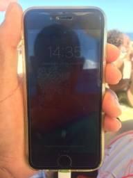Vendo ou troco iPhone 6 por algo do meu interesse (ATENÇÃO LER O ANÚNCIO