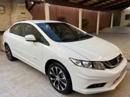 Civic LXR 2.0 2016 Apenas 51 mil km rodados e Único Dono