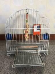 Gaiola grande para passarinhos/calopsitas