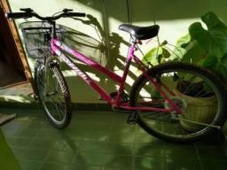 Bicicleta de marcha (usada)
