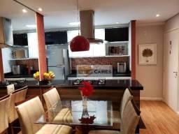 Apartamento com 3 dormitórios à venda, 56 m² por R$ 405.000,00 - Bonfim - Campinas/SP