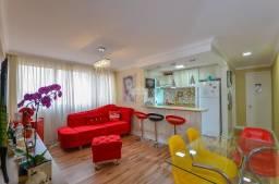 Apartamento à venda com 1 dormitórios em Centro, Curitiba cod:924908