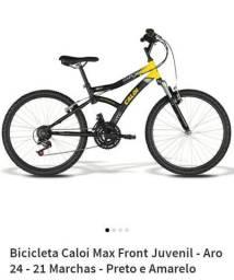 Bicicleta Caloi-Aro 24