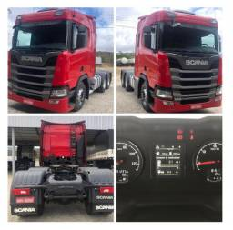 Scania R540 6x4