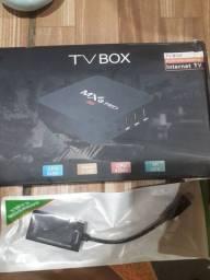 PROMOÇÃO TV BOX 4K ORIGINAL + UM ADAPTADOR HDMI DEIXANDO QUALQUER  TV SE TORNAR ESMART!