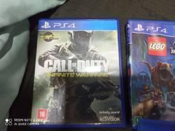 Jogos PS4 originais para criança 5 mídias
