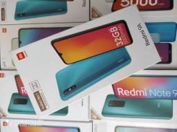 Redmi 9A da Xiaomi. Novo Lacrado# com garantia e entrega imediata. cartão