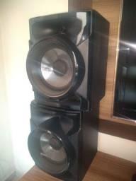 Caixas Acústicas Sony