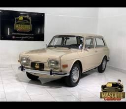 Título do anúncio: Variant 1600 1970 *top*impecável*raríssimo*placa preta*financio direto