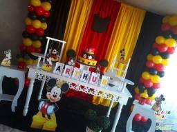 Decoração Aniversario Infantil Mickey