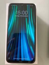 Xiaomi Redmi Note 8 Dual 128GB Moonlight White