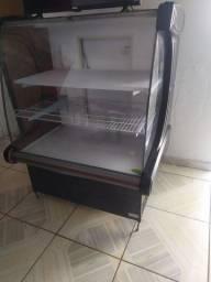 Frizzer e pratilelira de vidro