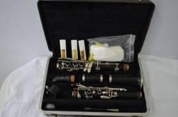 Clarinete Selmer Signet Madeira + Boquilha Selmer C85-120 ( Cartão até 6x sem juros )