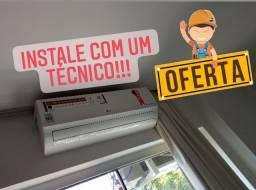 Ar condicionado !!! instalação novo e usado 9863O761O