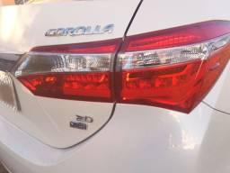 Toyota Corolla XEI 2.0 - Câmbio CVT - Excelente estado e baixa quilometragem