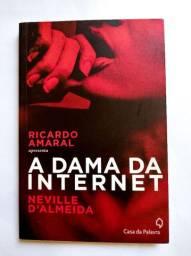 Livro A Dama da Internet NOVO