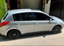 Nissan Tida troco ou vendo