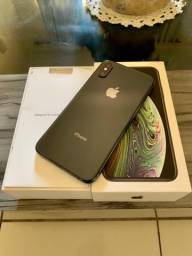 iPhone XS Max 64Gb Semi Novo Impecável
