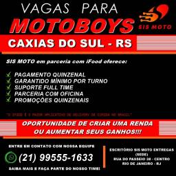 Título do anúncio: Delicery Caxias do Sul