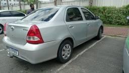 Título do anúncio: Etios sedan xs 1.5 flex