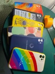 Capinhas coloridas  Iphone 11 nornal