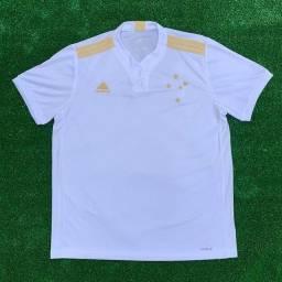 Camisa Cruzeiro centenario branca