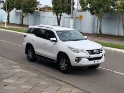 Título do anúncio: Hilux Sw4 SR 2.7 Flex *Baixa KM/ Revisada Toyota*