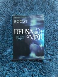 Livro Deusa do Mar - P. C. Cast