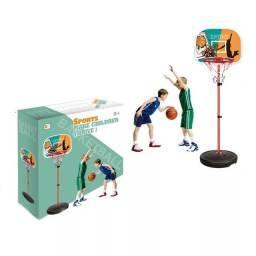 Título do anúncio: Kit de basquete infantil!