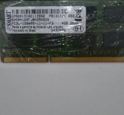 Memória Notebook DDR 3 - 4GB