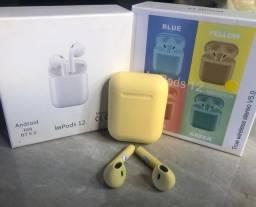 Fone inPods12 novos na caixa