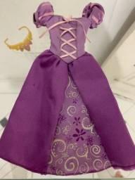 Vestido da Barbie Rapunzel