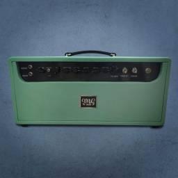 Amplificador Valvulado MG Music Marshall Super Lead