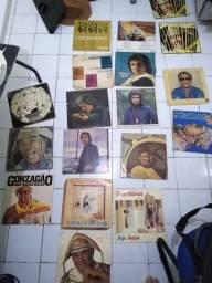Discos de vinil - diversos títulos