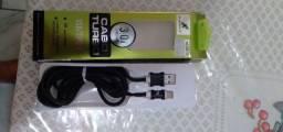 Vendo ou troco cabo tipo C em micro usb